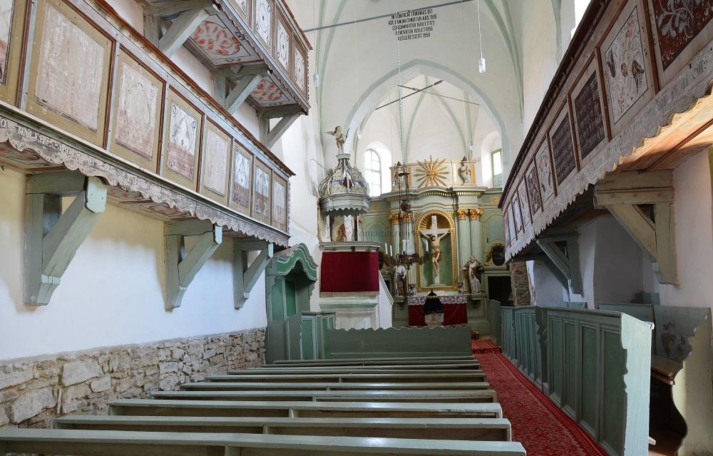 Biserica Evanghelica Fortificata Bunesti | 365romania.ro