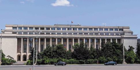 Palatul Victoria obiectiv turistic Bucuresti | 365romania.ro