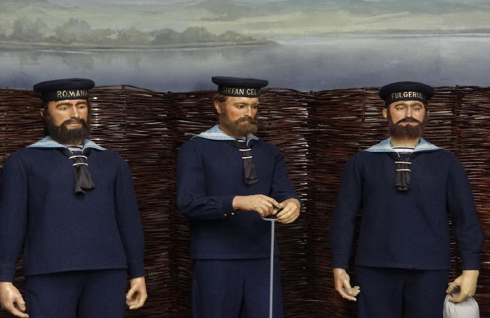 Muzeul Marinei Romane obiectiv turistic |365.romania.ro