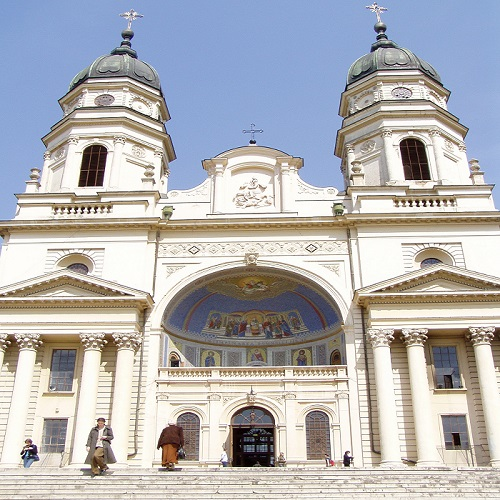Catedrala Mitropolitana obiective culturale Iasi | 365romania.ro