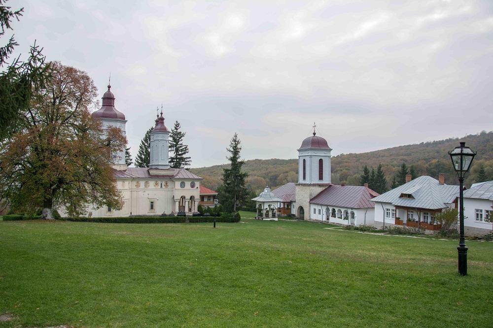 Manastirea de Calugari Ciolanu Buzau|365romania.ro