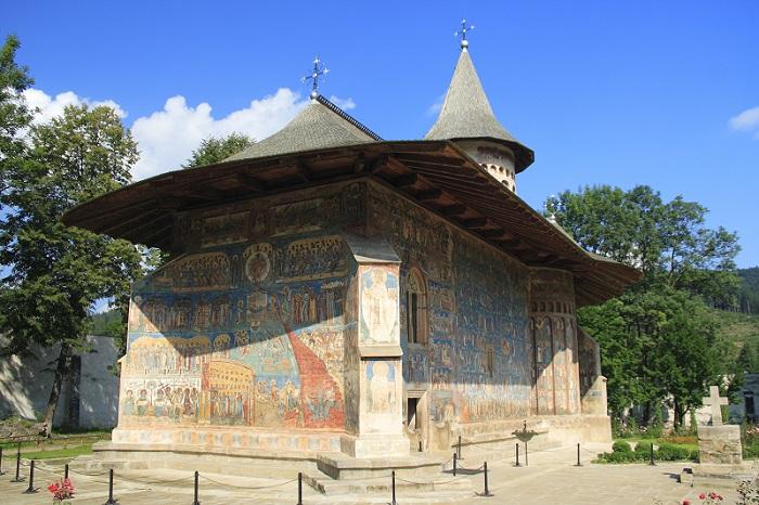 Manastirea Voronet - patrimoniu UNESCO|365romania.ro