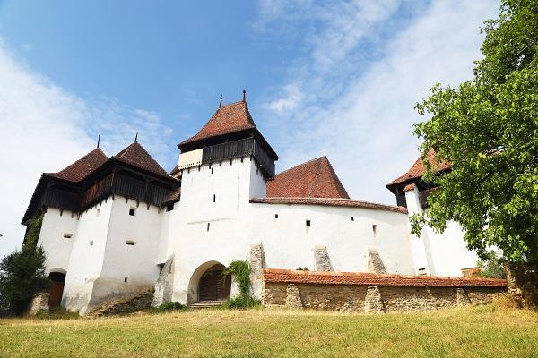 Biserica fortificata Viscri obiectiv turistic Brasov | 365romania.ro