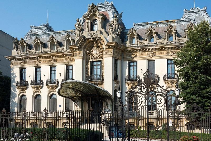 Muzeul National George Enescu obiective turistice Bucuresti | 365romania.ro