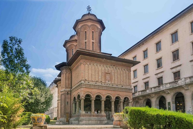 Biserica Kretulescu obiectiv turistic Bucuresti | 365romania.ro