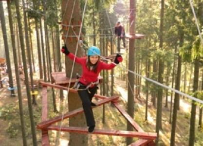 Escapade Adventure Park Zamora Busteni | 365romania.ro