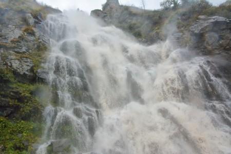 Cascada Capra Transfagarasan obiective turistice arges|365romania.ro