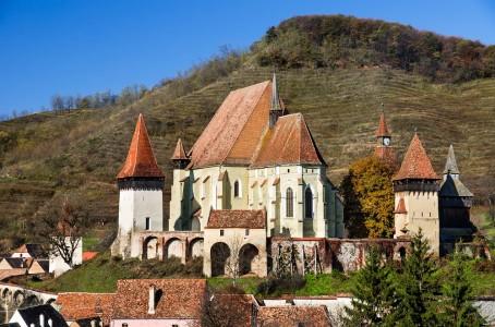 Biserica fortificata din Biertan Sibiu | 365romania.ro