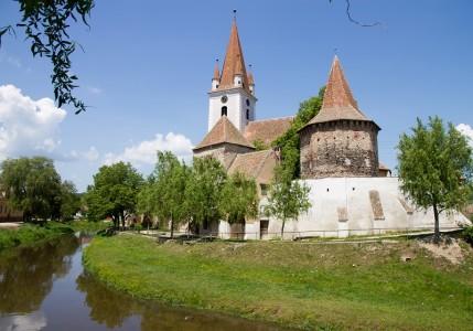 Biserica Fortificata din Cristian | 365romania.ro
