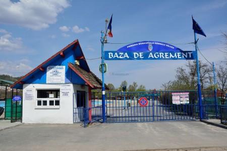 Baza agrement Ostroveni Strandul Ostroveni Ramnicu Valcea | 365romania.ro