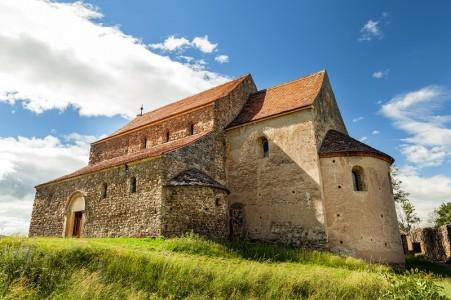 Biserica Fortificata Cisnadioara | 365romania.ro
