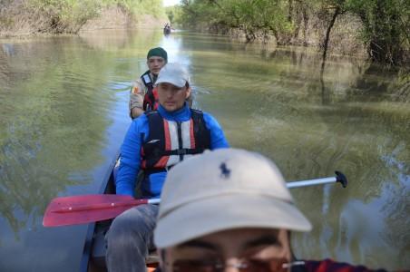 Tura de caiac/canoe in Delta Dunarii | 365romania.ro