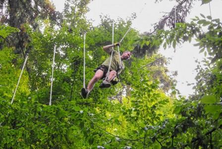 Distreaza-te la Aventura Parc Brasov | 365.romania.ro