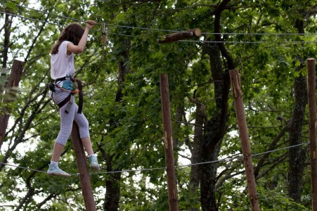 Aventura si adenalina la Gecko Parc, judetul Cluj | 365romania.ro