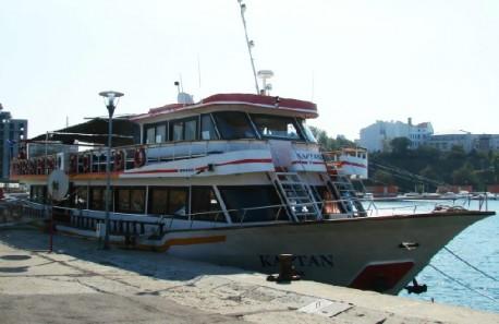 Croaziera Dunare Kaptan M la Galati | 365romania.ro