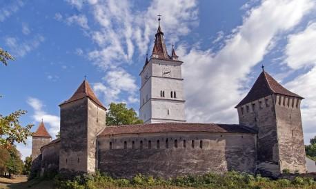 Biserica Fortificata Harman | 365romania.ro
