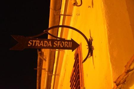 Strada Sforii Brasov | 365romania.ro