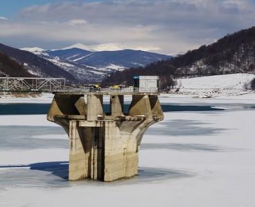 Barajul Paltinu Valea Doftanei Prahova | 365romania.ro