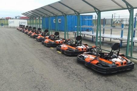 Circuit karting Amckart Afi Cotroceni Mall   365romania.ro