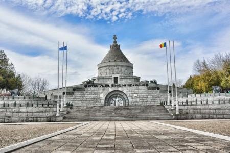 Mausoleul de la Marasesti Vrancea | 365romania.ro