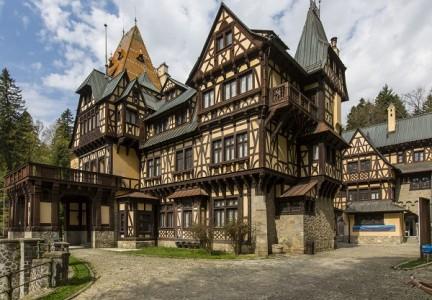 Castelul Pelisor atractie turistica|365romania.ro