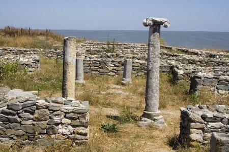 Cetatea Histria|365romania.ro