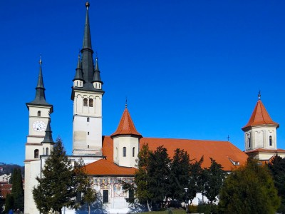 Biserica Sfantul Nicolae – Schei, Brasov | 365romania.ro