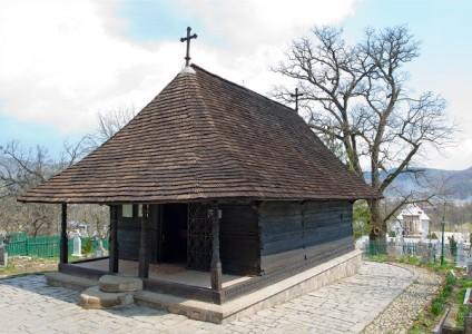Manastirea Dintr-un Lemn obiectiv turistic Valcea | 365romania.ro