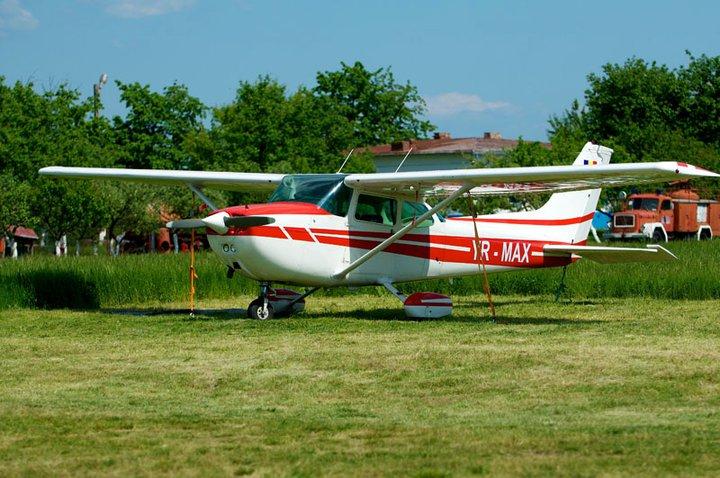 MaxAir zbor de agrement cu avionul | 365romania.ro