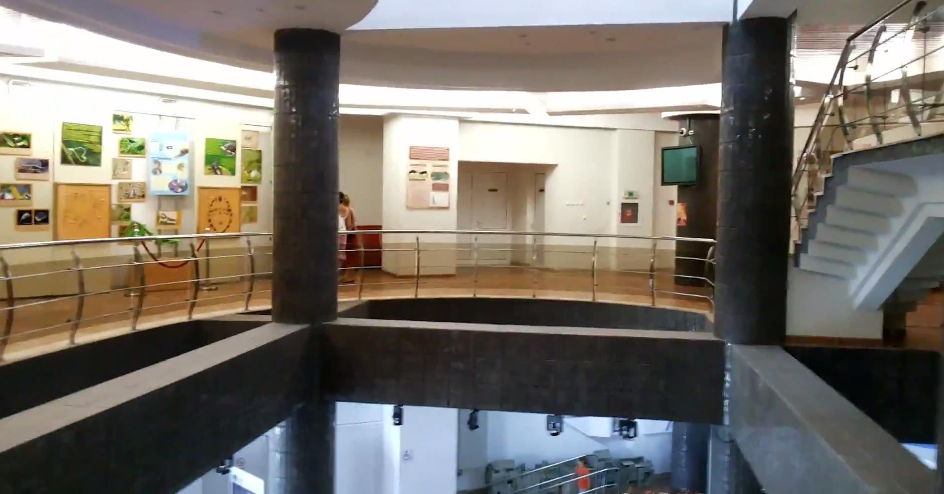 Complexul Muzeal de Stiintele Naturii Galati|365romania.ro