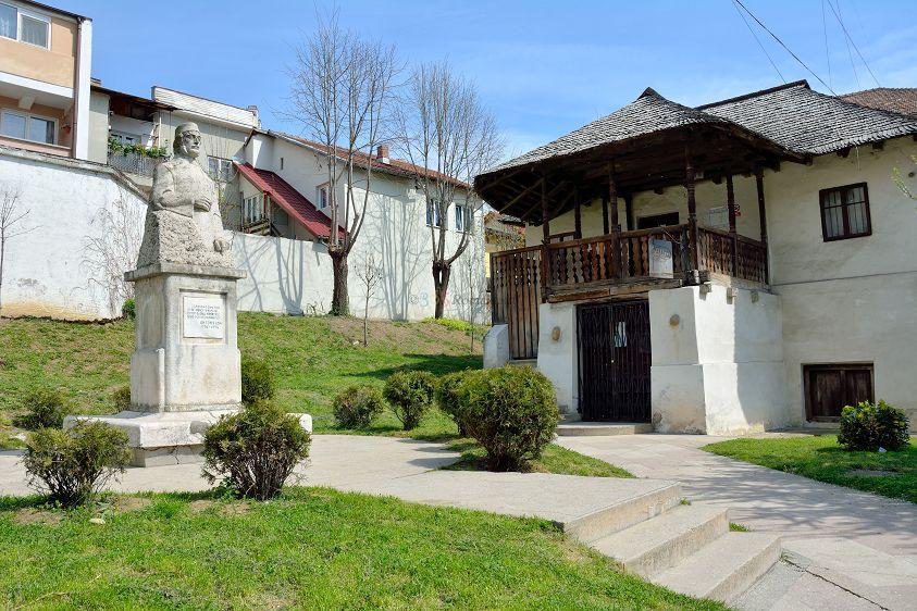 Casa Memoriala Anton Pann obiectiv turistic Valcea | 365romania.ro